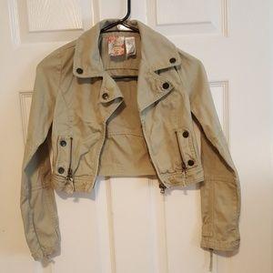 Guess Crop Jacket